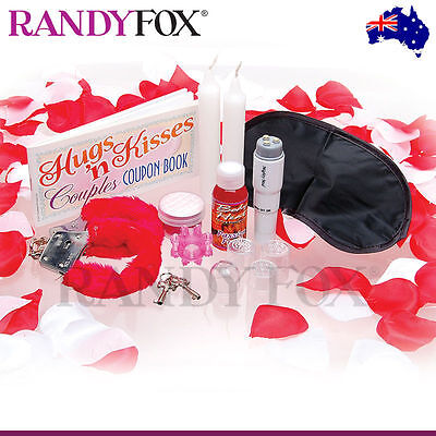 Couple's Kit - Sex Therapy Kit For Lovers - PipeDream