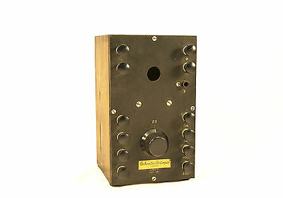 Excellent Northern Electric Company R5-A Audio Amplifier  Circa 1923