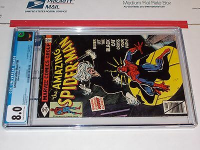 The Amazing Spider-Man #194 (Jul 1979, Marvel) 1ST BLACK CAT NEW CGC CASE