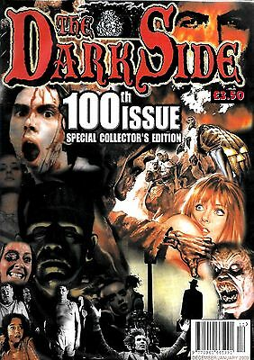 The Dark Side Magazine #100 Giant Special Collectors Edition  Ex Condition