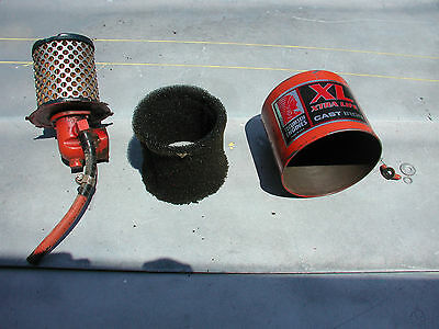 AIR CLEANER ASSEMBLY with PAPER & FOAM FILTERS Tecumseh 6 HORSE Troy 60 50