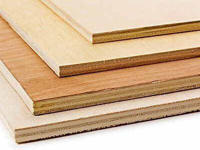 Marine Plywood 9mm 4ft x 2ft 1220mm x 610mm