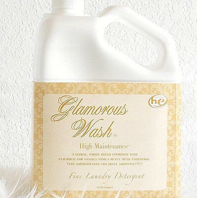 HIGH MAINTENANCE 128oz(GALLON) GLAMOROUS WASH / GLAM WASH TYLER NEW & SEALED