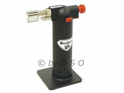 Pro Quality Piezo Electronic Ignition Micro Torch HB289