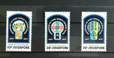 Singapore - 25 years of the post office  - 1977 - MNH