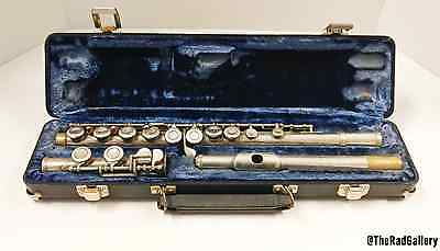 Vintage WT Armstrong 104 Flute with Hard Case 32 23867