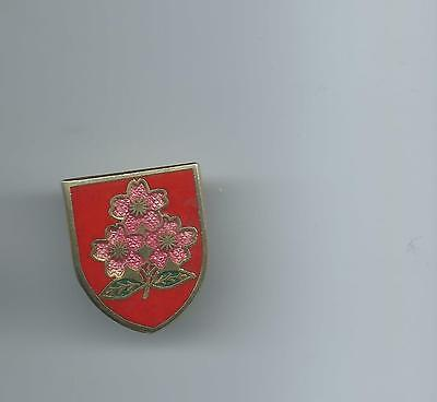 Japan Rugby Union Badge