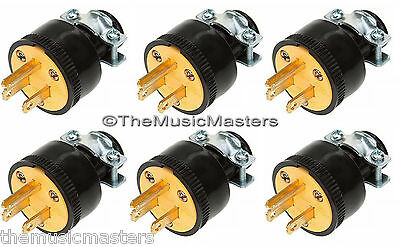 5-20 Male Female Plug Connector Replacement Extension Cord Repair Ends 20A 125V
