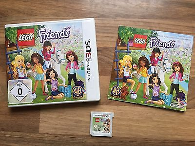 lego friends spiel f r nintendo 3ds top zustand eur 15 50 picclick de. Black Bedroom Furniture Sets. Home Design Ideas