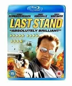 The Last Stand (***BRAND NEW Blu-ray***)