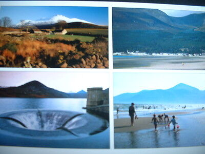 NORTHERN IRELAND   MOURNE MOUNTAINS Co DOWN POSTCARD NEW
