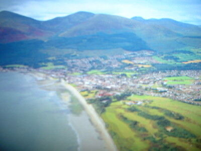 Northern Ireland  Newcastle And Mourne Mountains Postcard New