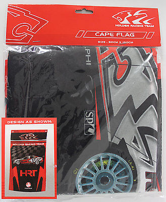 HRT Flag VE Commodore Official Toll Holden Racing Team Merchandise