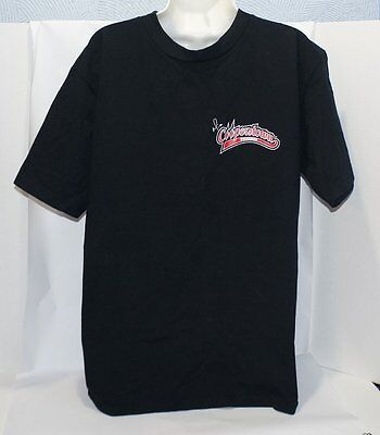 Alice Cooper Cooperstown Restaurant T Shirt Size Adult L Black