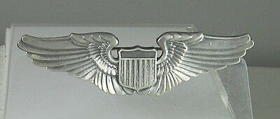 Wwii Usaaf Sterling Pilot Early Gemsco Wing