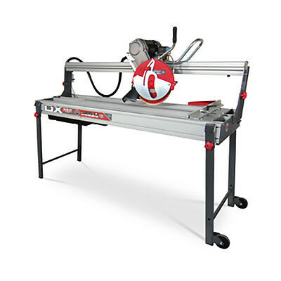 Tile & Stone Cutter Electric Wet Saw - Rubi Tools DX350 1300mm
