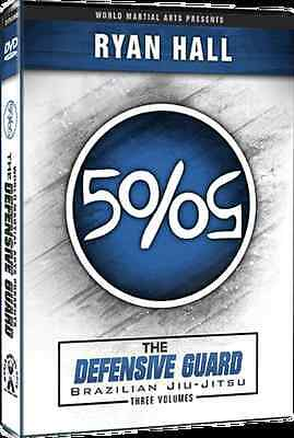 Ryan Hall - The Defensive Guard -Brand New DVDs!