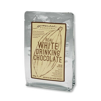 New Hot Chocolate - White Drinking Chocolate