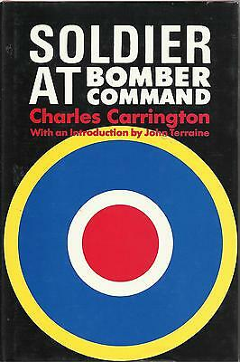 Soldier at Bomber Command by Charles Carrington