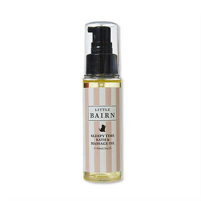 New Little Bairn - Sleepy Time Bath and Massage Oil - Baby Skin Care
