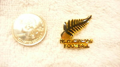 New Zealand National Soccer Team Lapel Pin Free Ship Within USA