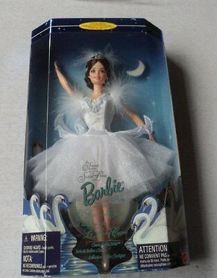 Barbie Swan Queen from Swan Lake 12 Collector Edition Doll