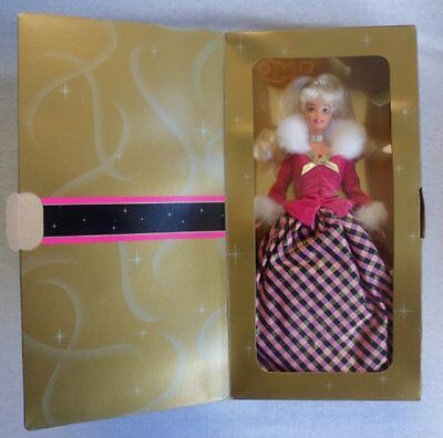 Winter Rhapsody Special Edition Barbie, Avon Exclusive