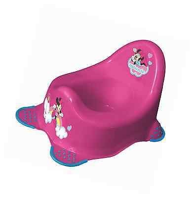 Disney Baby Minnie Mouse Steady Potty with Non Slip Feet