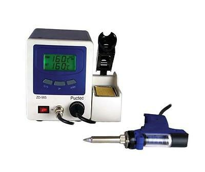 ZD-985 Desoldering Station, designed for lead free desoldering expecially.