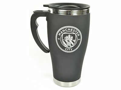 Manchester City FC Travel Mug - Foil Design