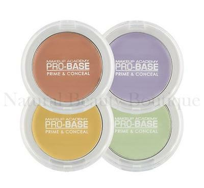 MUA MAKEUP Pro-Base PRIME & CONCEAL Colour Correcting CONCEALER PRIMER CREAM