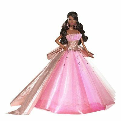 Barbie Collector 2009 Holiday African-American Doll