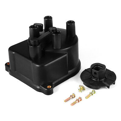 Ignition Distributor Cap + Rotor Assembly for Honda Civic 1992-2000 1.6L MA971