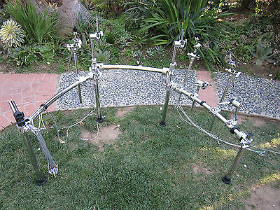 Roland MDS-25 Drum Rack Mount Stand Silver mds25, mds-12, 20