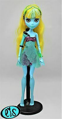 Lagoona Blue 13 Wishes Monster High Doll