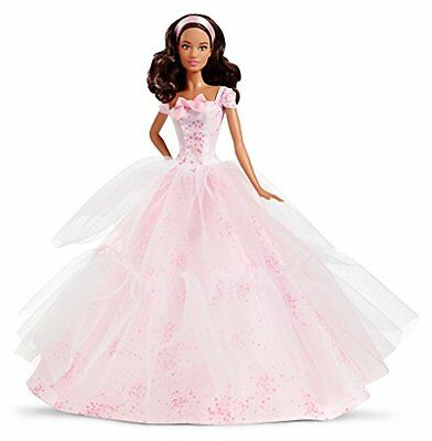 Barbie Birthday Wishes 2016 Barbie Doll, Dark Brunette