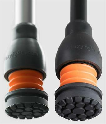 Flexyfoot Standard Shock Absorbing Ferrule (Choose Your Colour & Size)