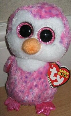 Ty Toys - Beanie Boo -Glider The Penguin - Brand New With Tags