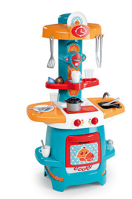 Smoby Cooky Kitchen, Role Play Toys, Childrens Kitchen Toys