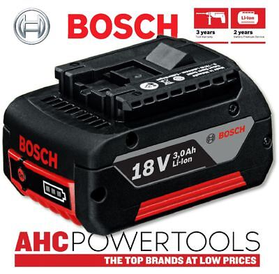 Bosch 18v 3.0ah Li-ion Battery Pack New Genuine UK
