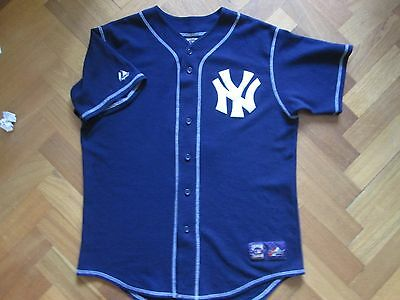 Majestic Cooperstown New York Yankess  Baseball jersey - Size L - Babe Ruth  #3