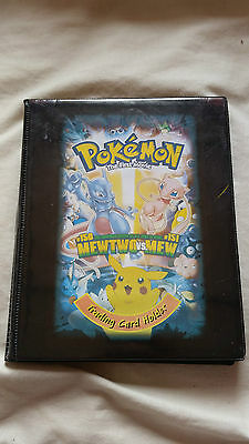 POKEMON THE FIRST MOVIE Official Trading Card Holder