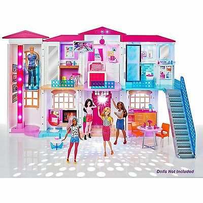 2016 New Barbie Hello Dream House Playset Smart ** Sold Out ***