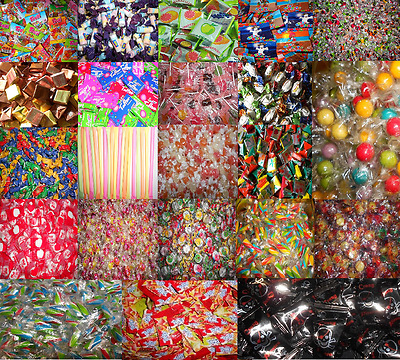 ✰ 549 Bonbons & Lolly ✰ Karneval ✰ Wurfmaterial ✰ Halloween ✰ Candy Bar ✰