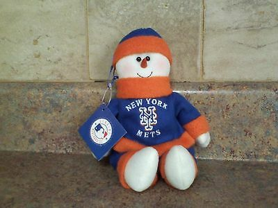 New York Mets Plush Snowman Pal