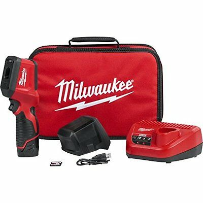 Milwaukee M12 12-Volt Lithium-Ion Cordless Thermal Imager Kit