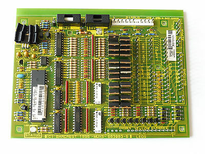 fruit machine Barcrest 1996 MUX5 Board.