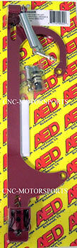 AED Holley CARBURETOR 4150 Chevy Throttle Spring Bracket Red