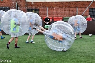 brand new bubble footballs for body zorbing with body zorbs job lot business TPU