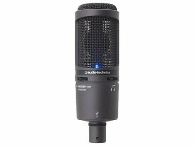 OFFICIAL audio-technica USB microphone AT2020USB+ B2550